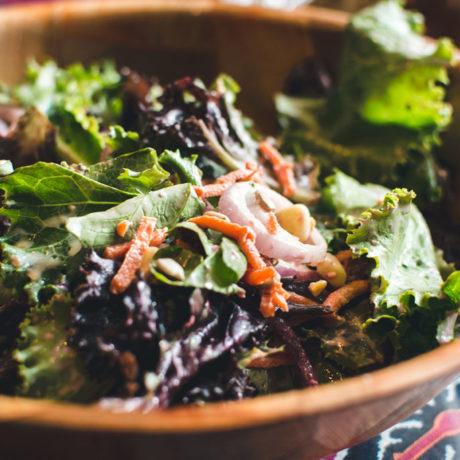 Low Carb Salad