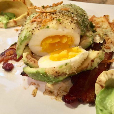Egg Avo Breakfast