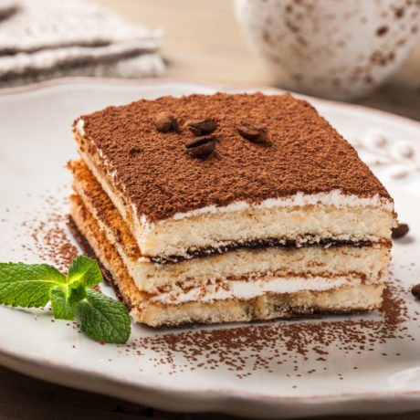 Keto Friendly Tiramisu Cake