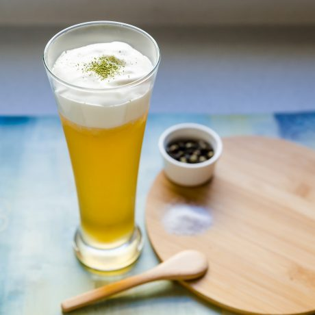 Sea Salt Iced Green Tea