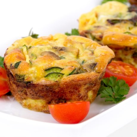 Zucchini Egg Cups